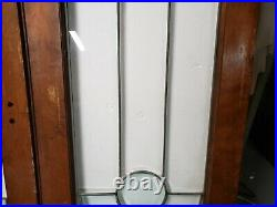 Antique French Doors With Full Beveled Leaded Glass Architectural Salvage
