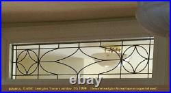 Beautiful Classic Lead glass Transoms SG1994