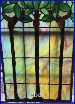 Glass Architecture Stained Glass Window