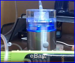 H2 Smart Hydrogen Gas Generator with 380 ml Dbl Glass Bottle and Inhaler
