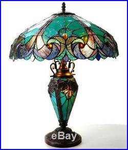 Liaison 3 Light Double Lit Table Lamp ID 2230207